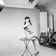 bettie pin up